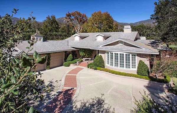2020 Birnam Wood Drive, a home in Montecito Birnam Wood